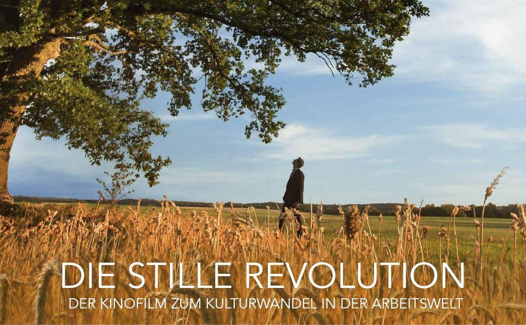 DIE STILLE REVOLUTION – ein Film von Kristian Gründling